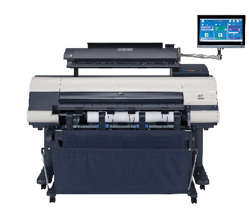 Canon iPF840 mfp m40 wide format