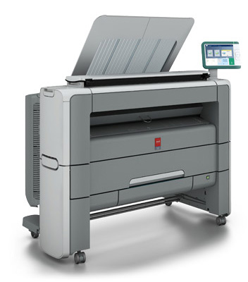 Oce' PlotWave 340/360 Large Format Printer